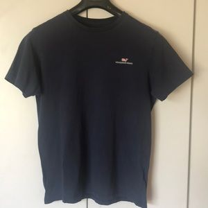 Vineyard Vines navy T-shirt
